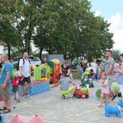 Rodzinny Piknik Profilaktyczny z okazji Dnia Dziecka