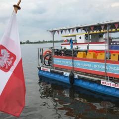 Katamarany – nowa atrakcja turystyczna w powiecie wyszkowskim!