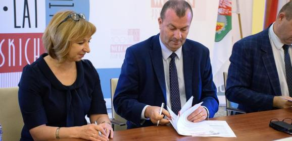 Ponad 180 tys. złotych dla Wołomina z budżetu Mazowsza