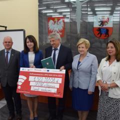 1,3 mln zł na lepszą opiekę medyczną dla mieszkańców powiatu węgrowskiego