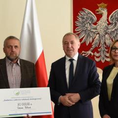 Umowa WFOŚiGW z Gminą Pułtusk