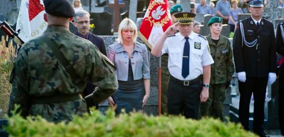 Ząbki uczciły 99. rocznicę Bitwy Warszawskiej