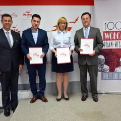 Przyjaźń Ormiańsko-Polska: podpisanie listu intencyjnego