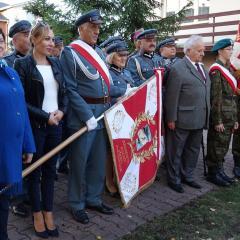 Upamiętniono żołnierzy września