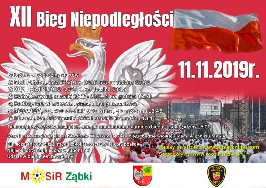 2019-11-11 Ząbki
