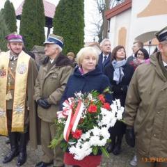 101. Rocznica Odzyskania Niepodległości w Zarębach Kościelnych