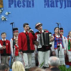 Relacja z XII Festiwalu Pieśni Maryjnej