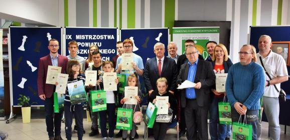 IX Mistrzostwa Powiatu Wyszkowskiego w Szachach