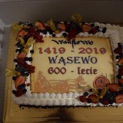 Konferencja podsumowująca 600-lecie istnienia miejscowości Wąsewo.