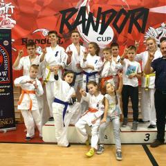 Pięć złotych medali na turnieju w Radomsku.