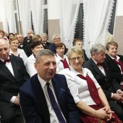 Spotkanie opłatkowe organizacji pozarządowych gminy Andrzejewo