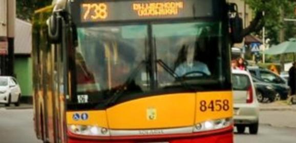 Mieszkańcy Radzymina proszą o przyśpieszenie linii 738 z Radzymina do Metro Trocka