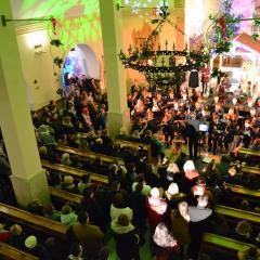 Świąteczny koncert Młodzieżowej Orkiestry Dętej