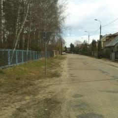 Przebudowa ulicy Bartodziejskiej