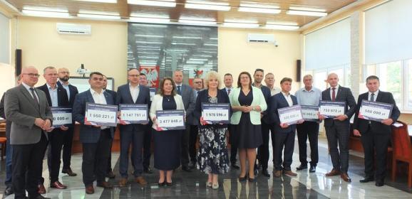 Tarcza dla Samorządów – ponad 11 mln złotych dla powiatu węgrowskiego