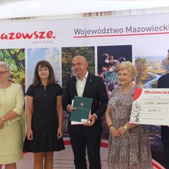 Kolejne środki dla gminy Sadowne i samorządów z powiatu węgrowskiego