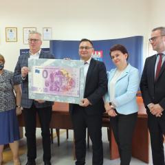 Powiatowe banknoty z okazji 100. rocznicy Cudu nad Wisłą
