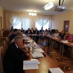 XXI Sesja Rady Gminy Sadowne