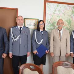 Policjant roku powiatu ostrowskiego 2020