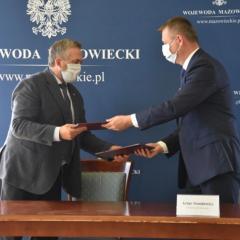 Podpisanie umowy o dofinansowanie z Programu Maluch +