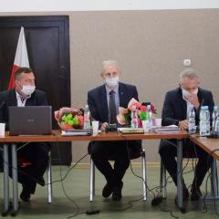 Wójt Wiesław Przybylski z absolutorium