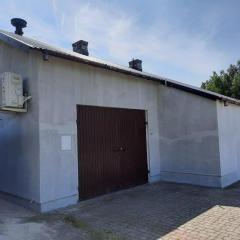 Wykonanie elewacji na budynku strażnicy OSP Gołębie – Leśniewo