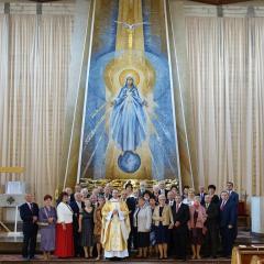 50 lat i więcej razem……Jubileusz Małżeński w Łochowie