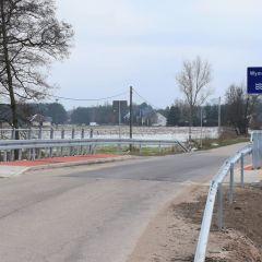 Nowa Pecyna z nowym mostem