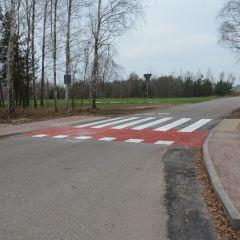 """Odbiór inwestycji pn. """"Przebudowa ciągu pieszo – rowerowego przy drodze powiatowej nr 2653W Kańkowo – Zawisty Podleśne"""""""