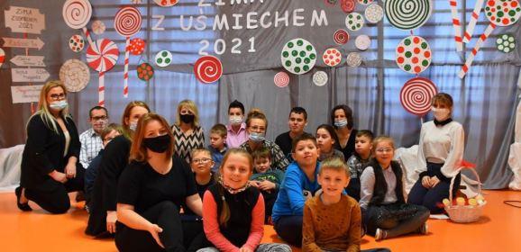 """Akcja """"Zima z Uśmiechem 2021"""""""