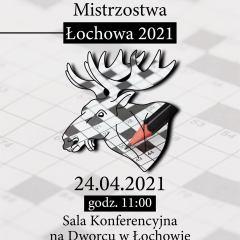 Termin VIII Ogólnopolskich Szaradziarskich Mistrzostw Łochowa zmieniony!