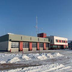 Węgrowska straż pożarna już w nowej strażnicy