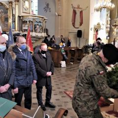 Obchody 190. rocznicy śmierci gen. Franciszka Żymirskiego w Klembowie