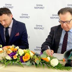 Wsparcie samorządu Mazowsza dla Nieporętu i Serocka