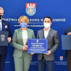 Powiat wesprze renowację pomnika Powstańców Styczniowych w Boruczy