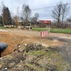 Przebudowa drogi Andrzejewo – Czyżew