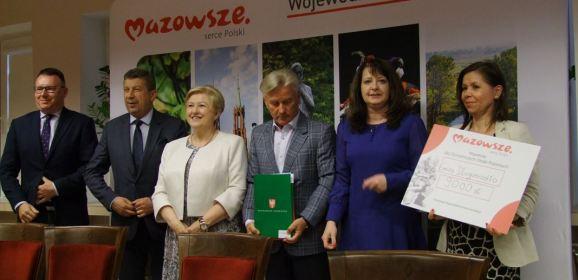 Dofinansowanie dla gmin powiatu wyszkowskiego