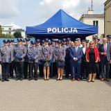 Święto węgrowskiej Policji