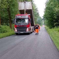 Wakacje są dla mieszkańców. Dla władz powiatu to czas na remonty dróg