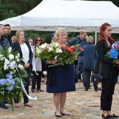 78. rocznica powstania w Obozie Zagłady Treblinka II