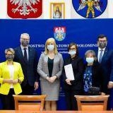 Blisko 270 tys. zł dla jednostek OSP i gmin z terenu naszego powiatu!