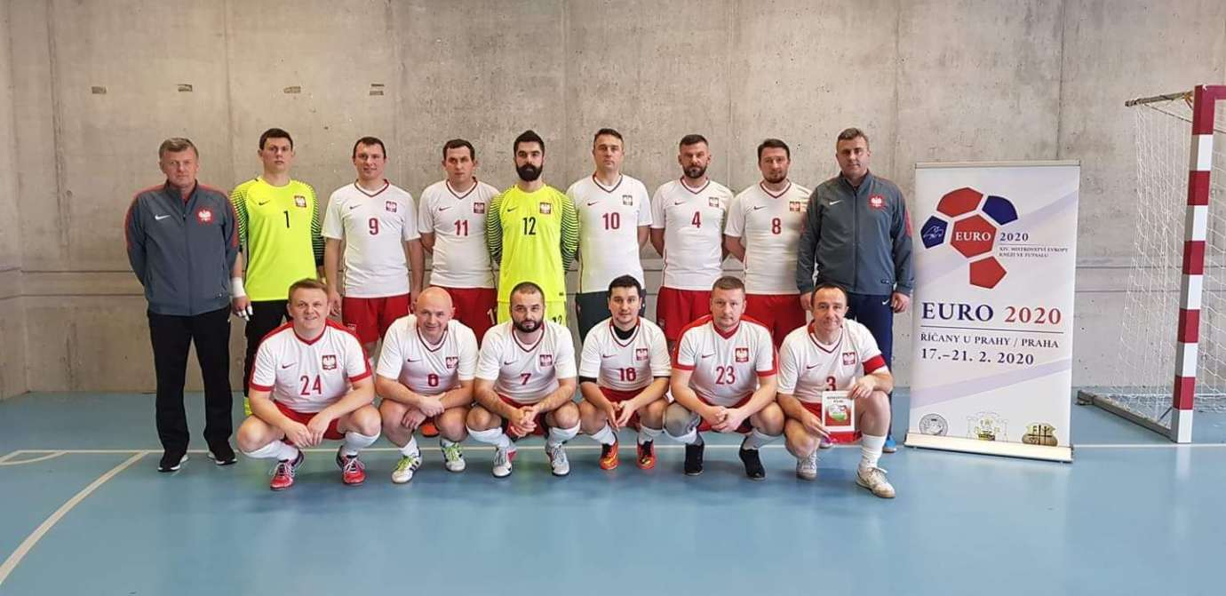 received 648635955872641 Zamojscy księża Halowymi Mistrzami Europy