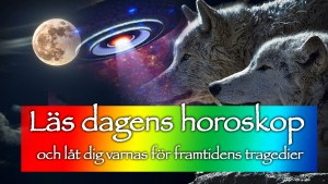 Läs dagens horoskop
