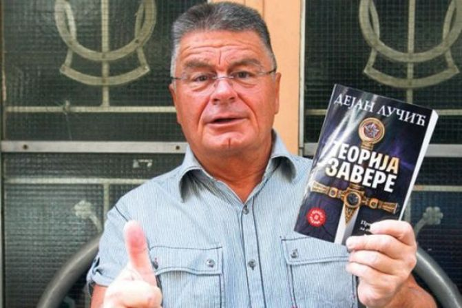 Dejan Lučić: Mi Srbi moramo da imitiramo Jevreje!
