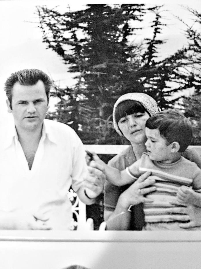 Iz porodičnog albuma... Porodica Milošević