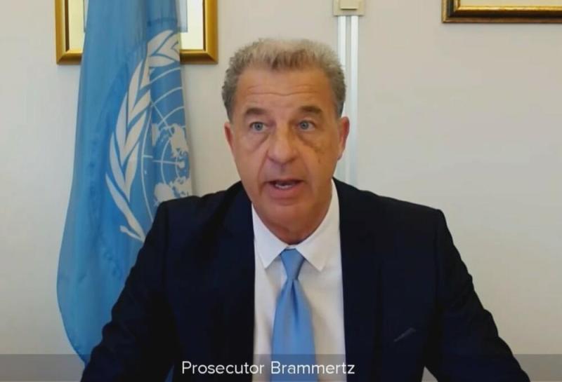 sednica Saveta bezbednosti UN, Serž Bramerc