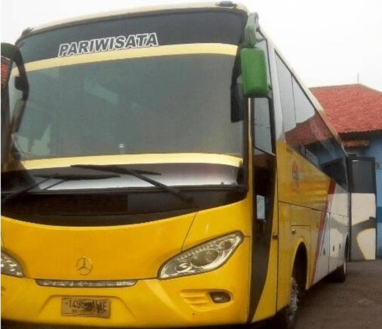 sewa bus besar di karawang