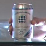 朝ドラ『ちりとてちん』第70回から「コスモビール」(缶入り)