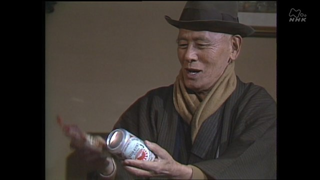 NHKドラマ『冬構え』から