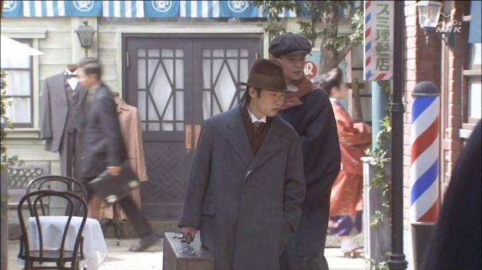 朝ドラ『花子とアン』第85回から